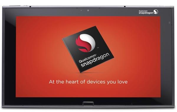 Референсный дизайн планшета Qualcomm построен на процессорах Snapdragon 400 MSM 8230 и MSM 8030