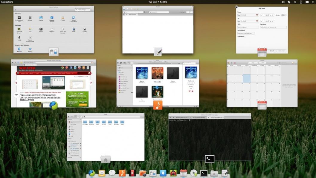 Релиз elementary OS «Luna»