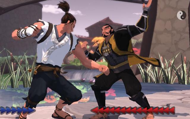 Ремейк игры Karateka