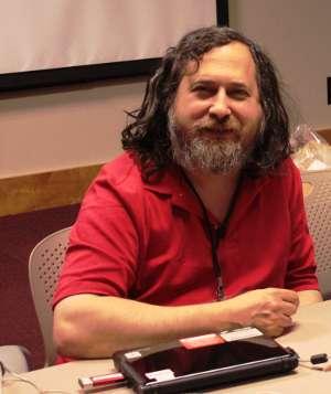 Ричард Столлман выдвинут в Зал славы интернета