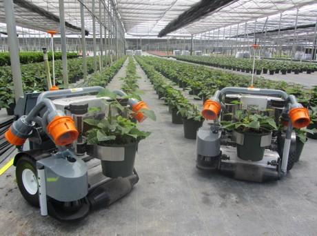 Роботы садовники