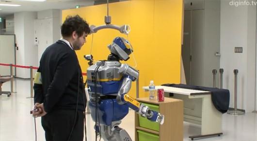 Роботы, управляемые силой мысли
