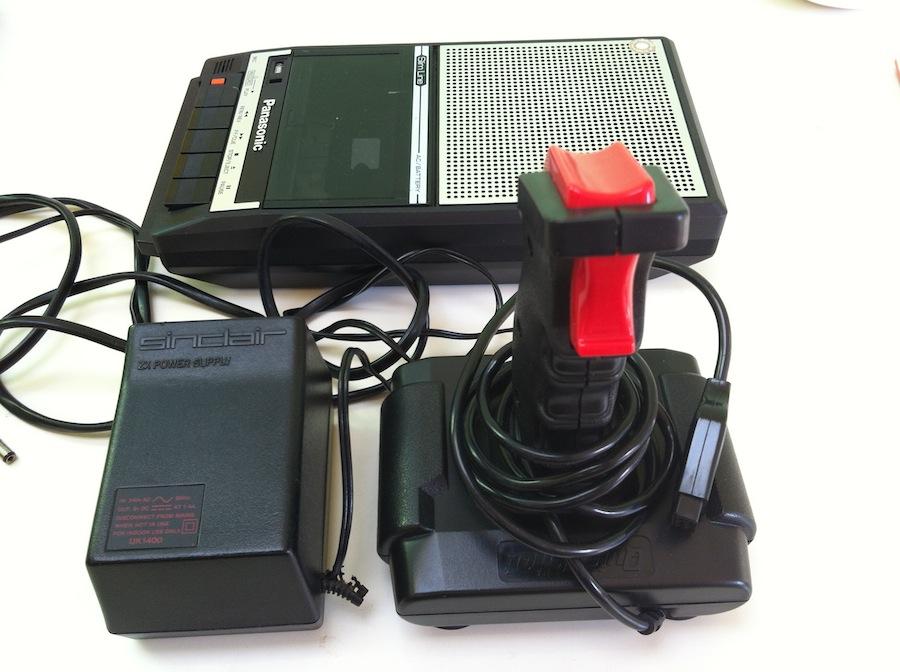 Родной Sinclair ZX Spectrum