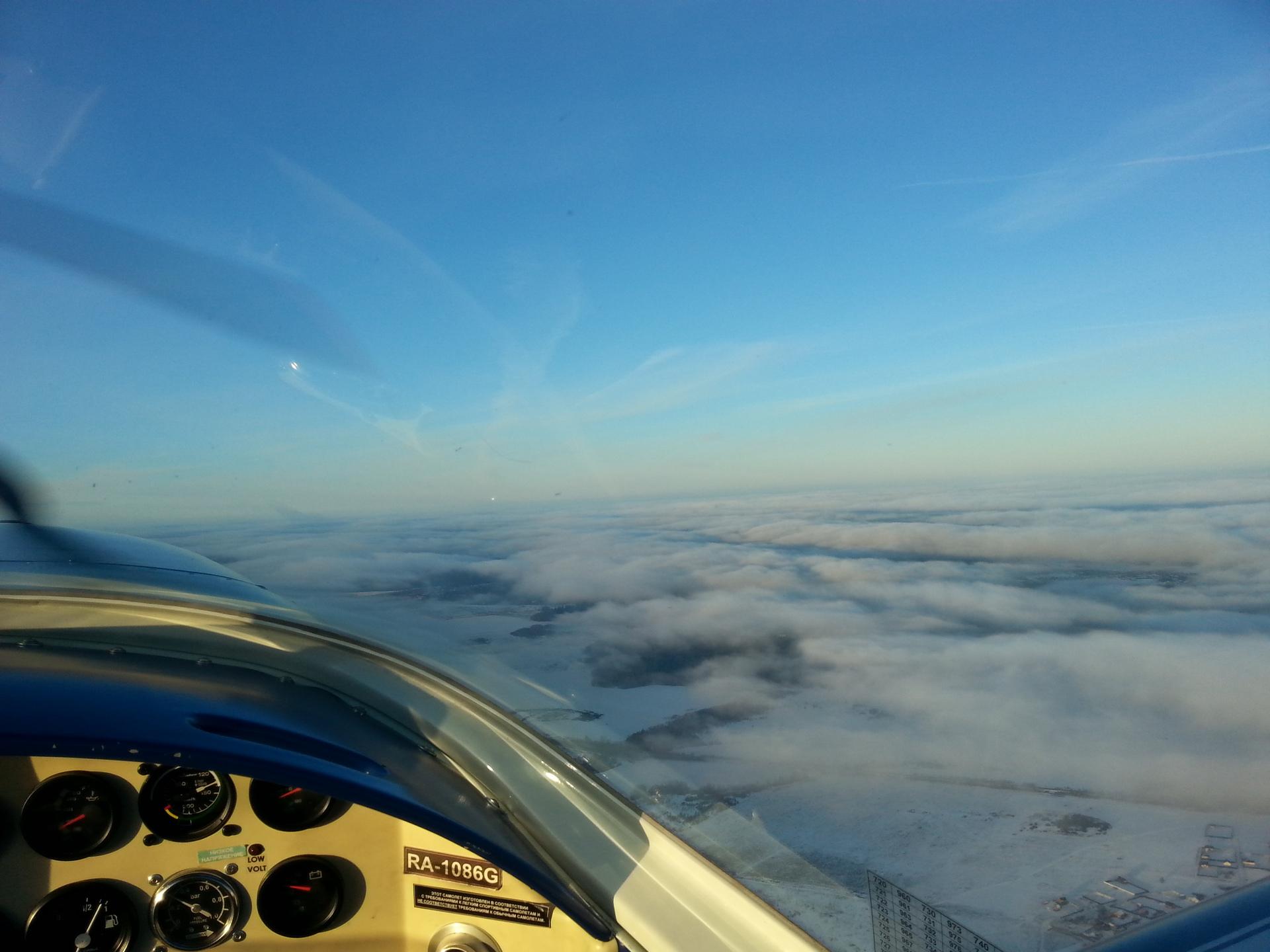 Рождённый ползать летать… МОЖЕТ! Как IT шник становился пилотом и собственником самолёта. Часть #1