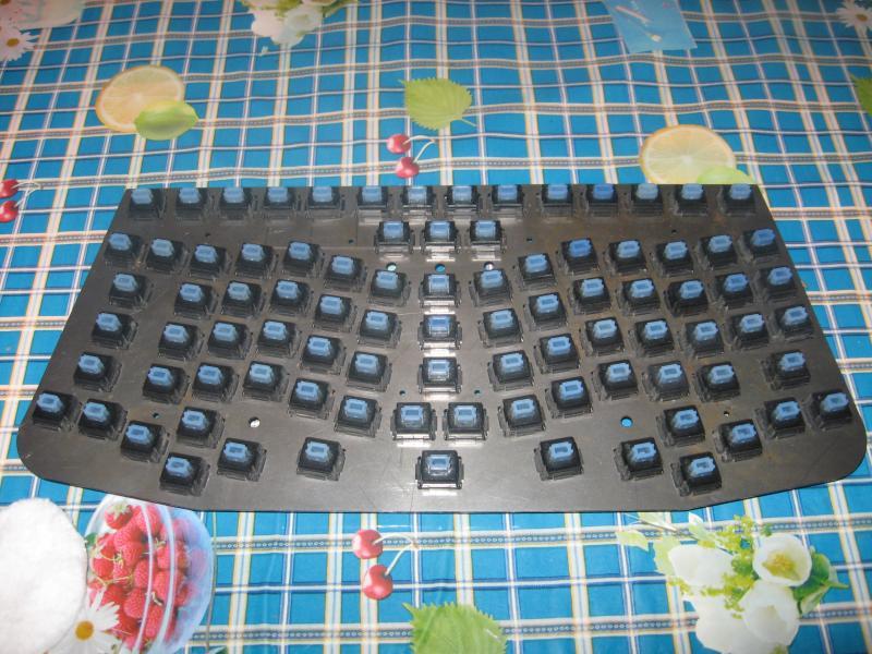 Самодельная механическая клавиатура на стандартном контроллере