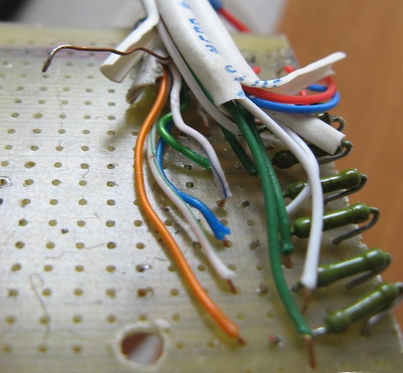Самодельные лампы индикаторы из стеклоблоков и диодной ленты (и, конечно, raspberry pi)