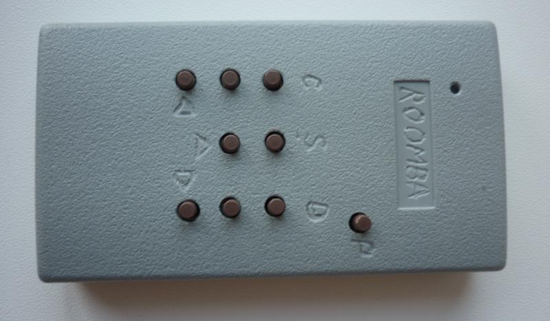 Самодельный ИК пульт для iRobot Roomba