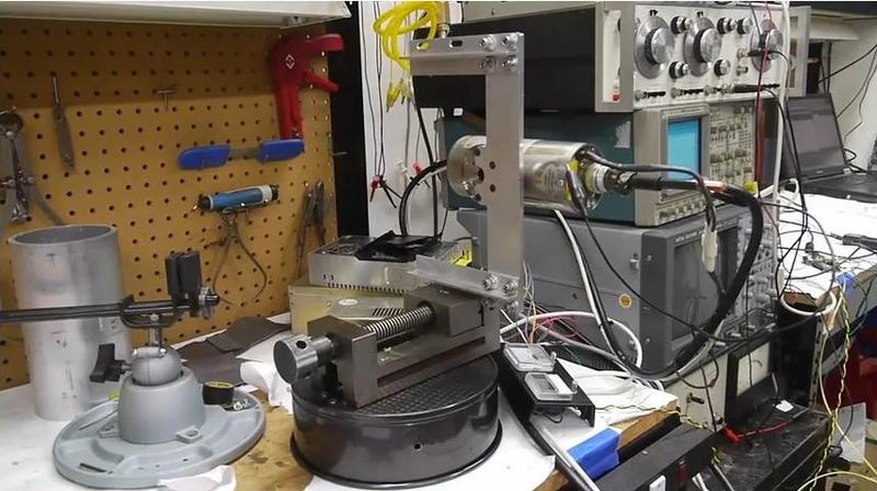 Самодельный рентгеновский компьютерный томограф