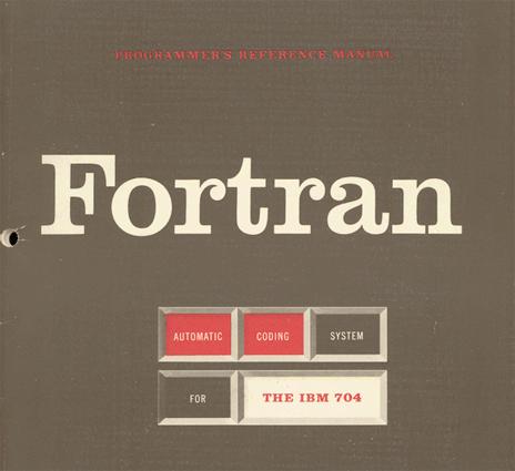 Самое первое руководство по Фортрану
