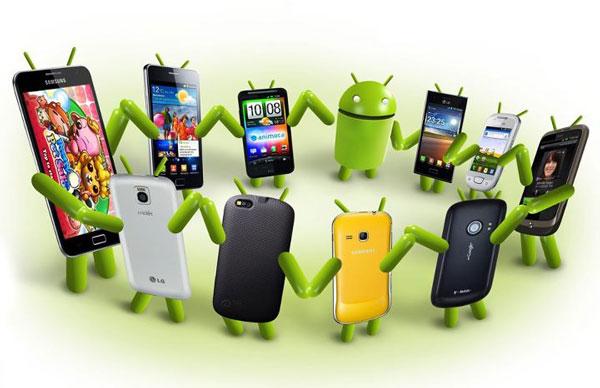 Статистика по семи странам позволяет составить представление о мобильных устройствах Android