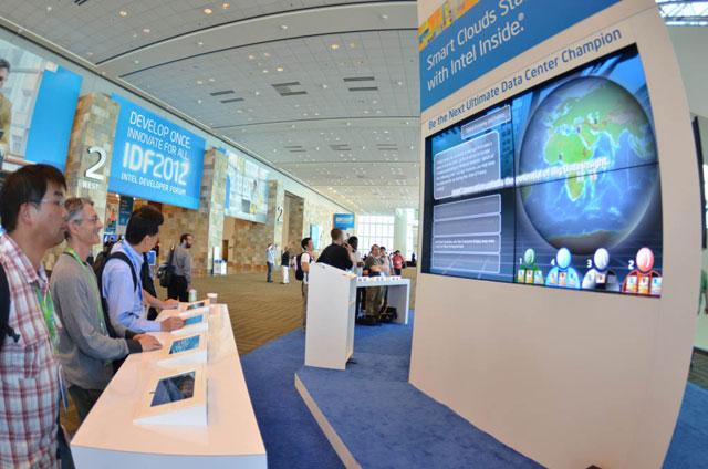 Самое важное об Intel Developer Forum 2012