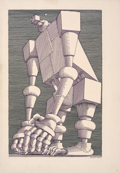 Самоидентификация роботов: книги, фильмы, аниме