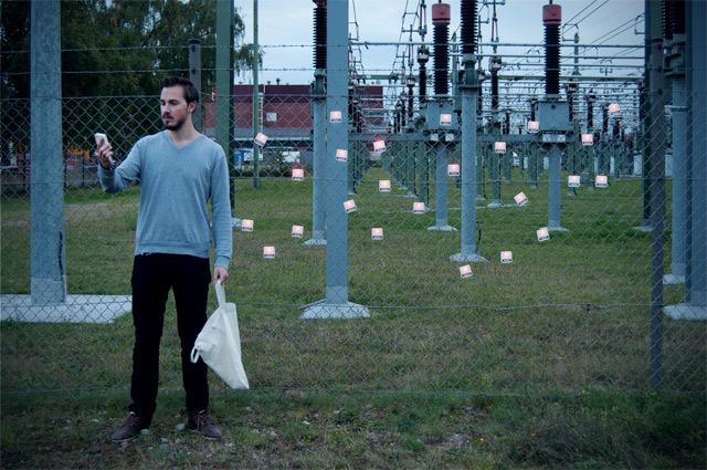 Сбор электроэнергии из окружающей среды