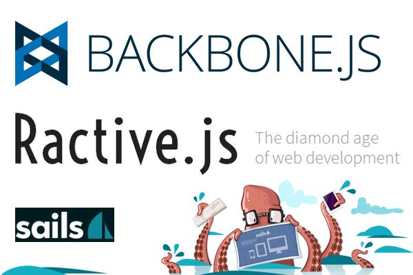 Счет на оплату. Рабочее приложение на sails.js, ractive.js, Backbone.js