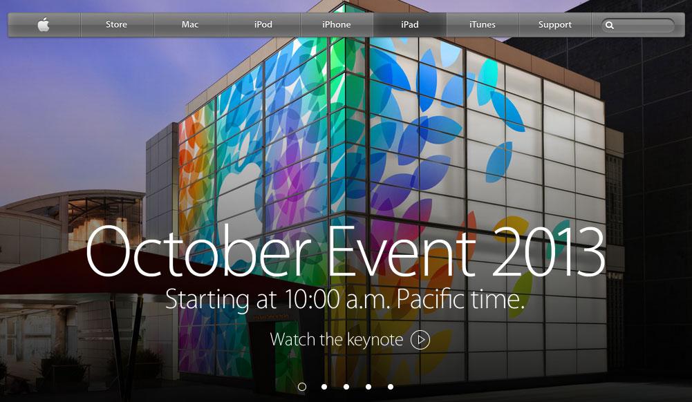 Сегодня, трансляцию Apple можно будет посмотреть в он лайне