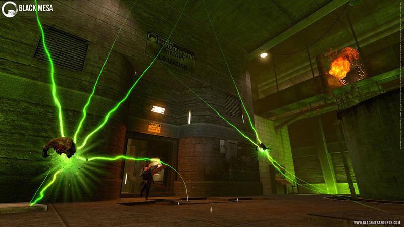 Сегодня выходит Black Mesa
