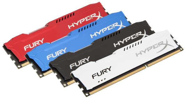 В недалеком будущем производитель обещает выпустить SSD серии HyperX Fury