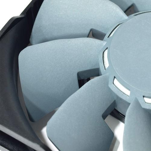 В вентиляторах Scythe Grand Flex SM1225GF12SL, SM1225GF12L, SM1225GF12SM и SM1225GF12SH используются гидродинамические подшипники
