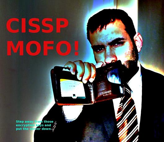 Сертификация CISSP: Howto