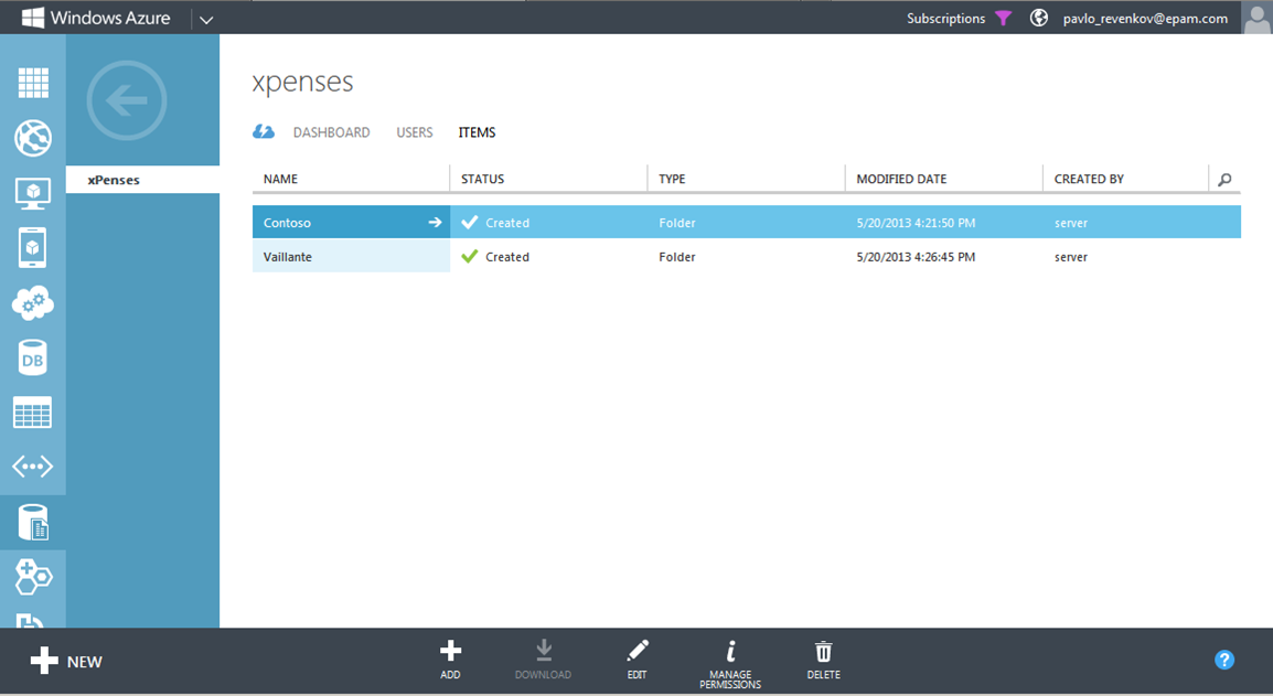 Сервисы SQL Reporting в облаках. Часть 3: Multi tenant
