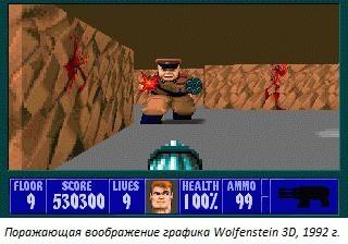 Шутеры. От Wolfenstein 3D до наших дней