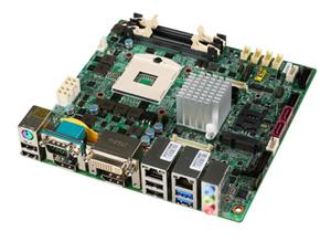 Плата MSI MS-98C8 рассчитана на мобильные процессоры Intel Core третьего поколения