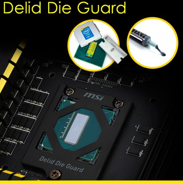 Системная плата MSI Z97 XPower AC будет поддерживать процессоры Intel Haswell, у которых «сорвало крышу»