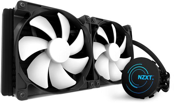 Системы Kraken X41 и X61 представляют собой развитие моделей Kraken X40 и X60