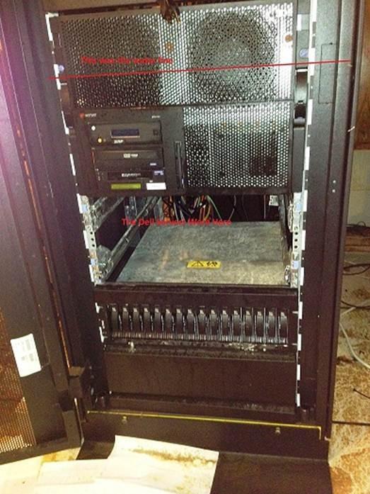 Сказ о том, как сервер Dell PowerEdge ураган Сэнди пережил