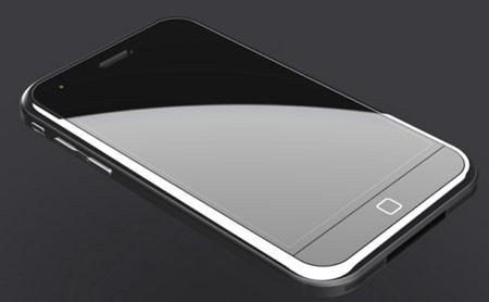 Следующий смартфон iPhone получит корпус из «жидкого металла» и сенсорную панель in-cell touch