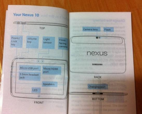 Слухи о новых Google Nexus