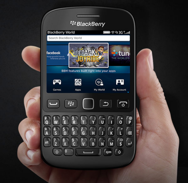 Продажи смартфона BlackBerry 9720 должны начаться в ближайшие недели