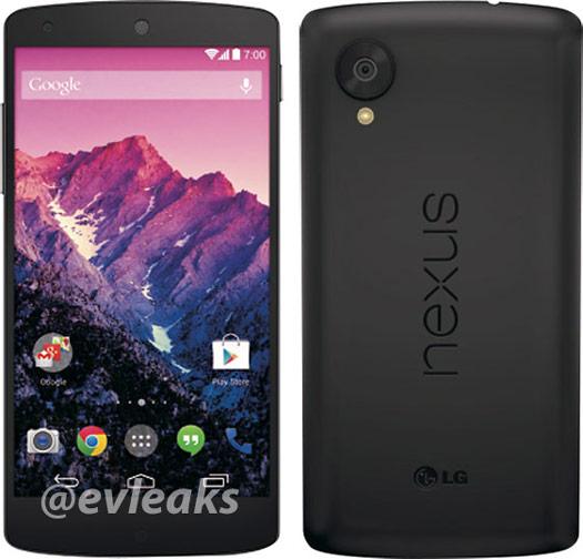 Основой смартфона Google Nexus 5 послужит однокристальная система Snapdragon 800