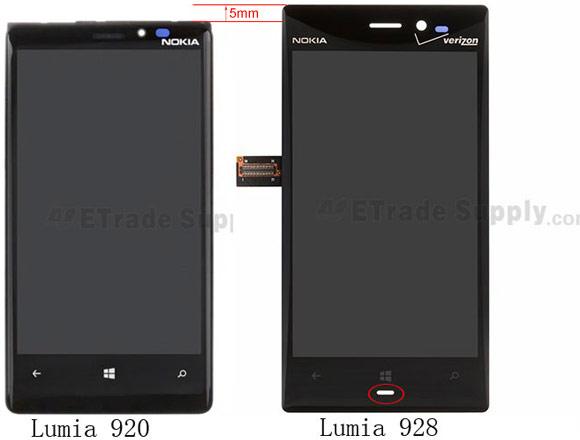 В модели Lumia 920 используется жидкокристаллический дисплей PureMotion HD+