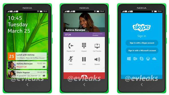Microsoft не против выпуска смартфона Nokia с ОС Android