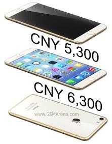 Новые данные говорят о том, что iPhone 6 может оказаться дешевле iPhone 5s