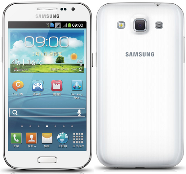 Samsung Galaxy Win Duos (I8552) и Samsung Galaxy Fame Duos (S6812)