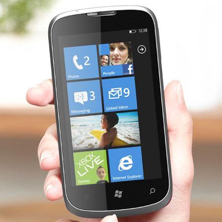 MWC 2012: ZTE Orbit — бюджетный смартфон с ОС Windows Phone