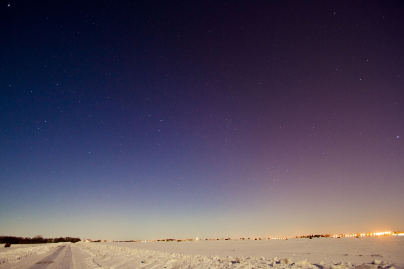 Снимаем звёздное небо с Emgu CV