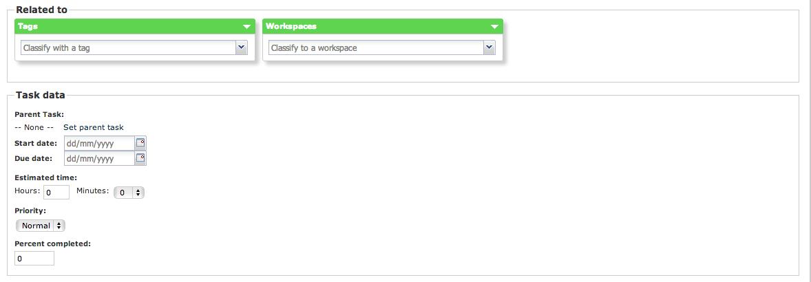 Собираем по немножко от сервисов Google и Redmine на своем сервере