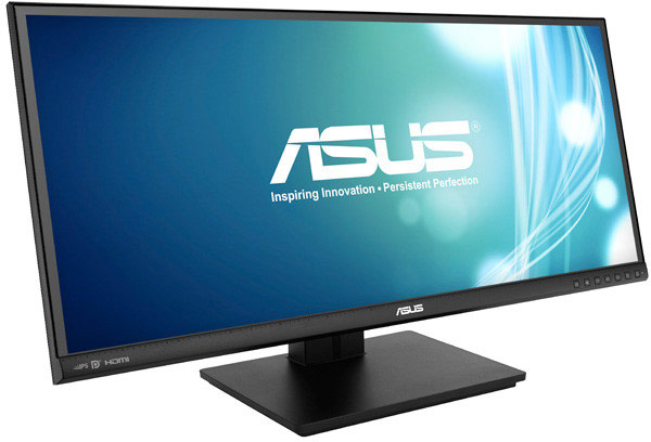 Для подключения к источнику сигнала монитор Asus PB298Q оснащен входами DisplayPort, HDMI и Dual-link DVI