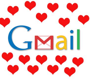 Создаем велосипеды для Gmail вместе