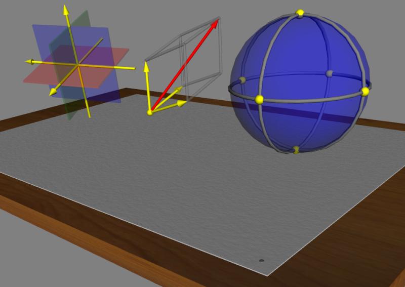 Создание 3D иллюстраций — прототип системы