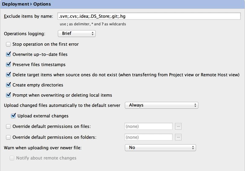 Создание и настройка сервера для удалённой php разработки