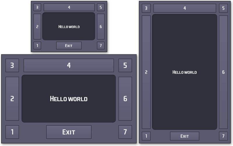 Создание мобильной игры и программирование ее интерфейса