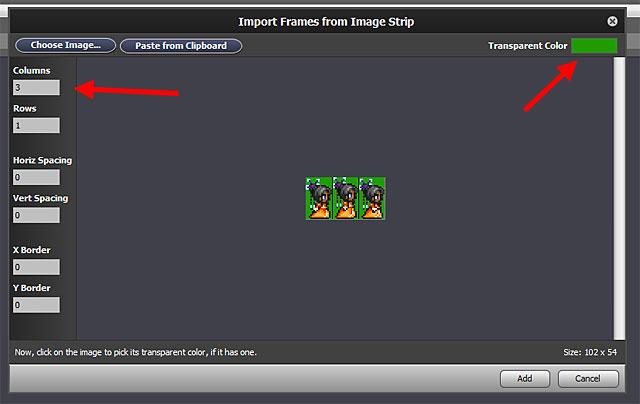 Создание сцен для Flash игр с помощью StencylWorks