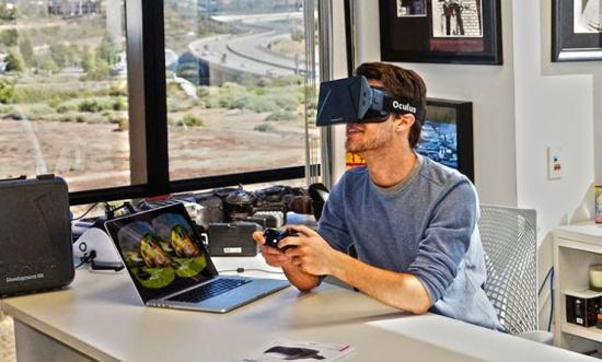 Создатели Oculus Rift запустили специализированный магазин игр