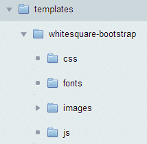 Создаём шаблон 1С Битрикс на базе Bootstrap вёрстки
