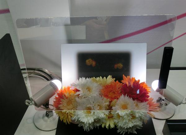 По словам Fujifilm, в разработке используются органические материалы