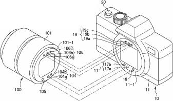 Компания Nikon получила патенты на подсветку байонета и дублирование контактов байонета